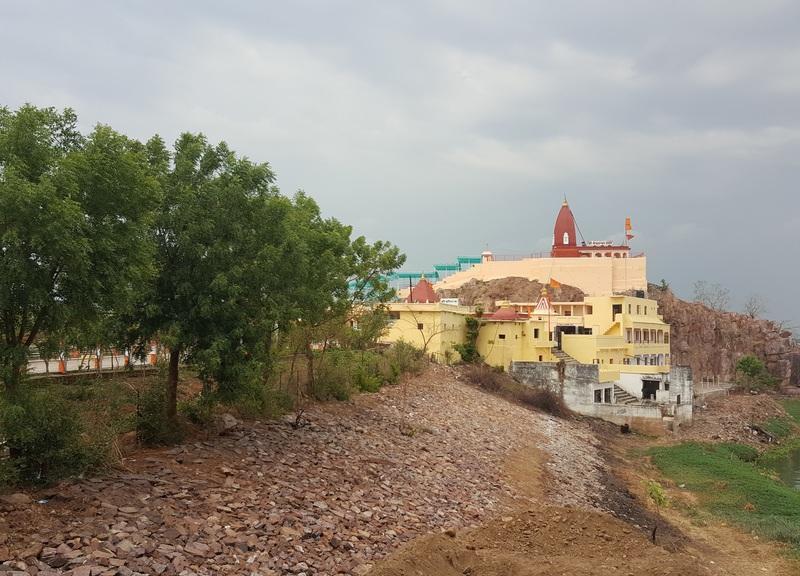 Shri Chaityaneshwar Shiv Mandir, Ambhora, Kuhi