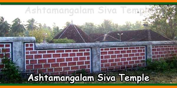 Ashtamangalam-Siva-Temple
