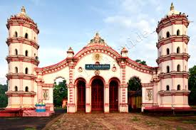 Bhagavathi Temples, North Goa
