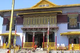 Pemayangtse Monastery: