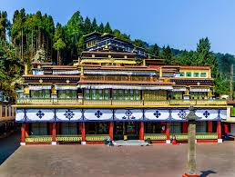 Rumtek Monastery: