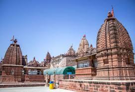 Sachiya Mata Temple, Jodhpur