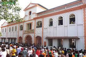 Shri Damodar Temple, South G