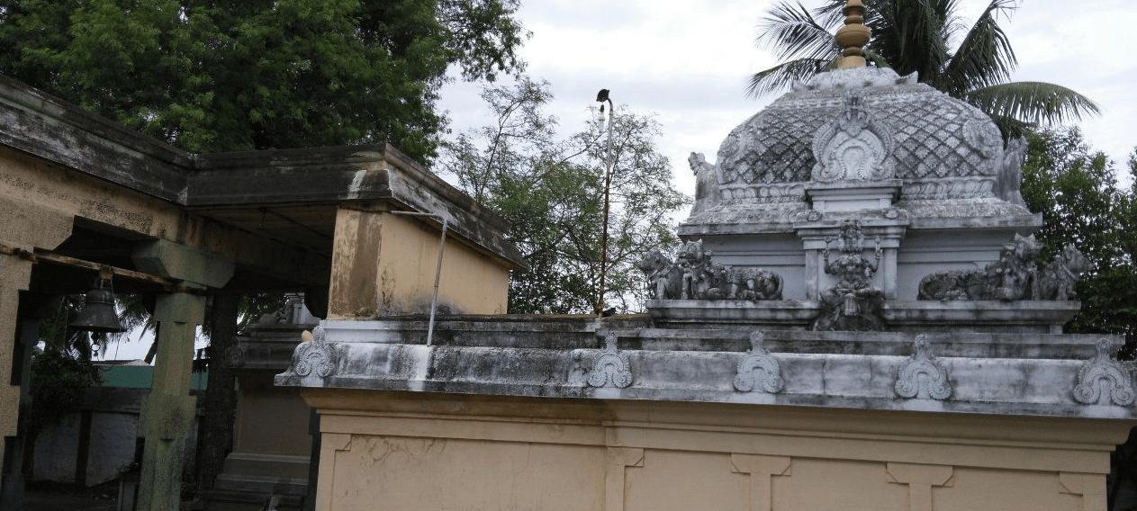 Sri Agastheeswarar Temple, Pondi