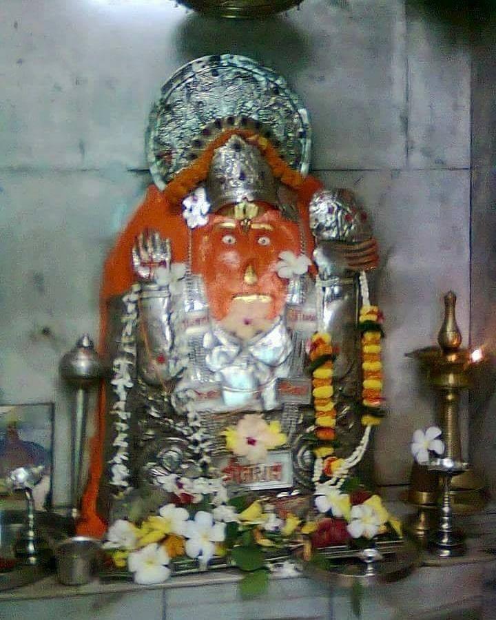 श्री हनुमान मंदिर, सेक्टर 9 भिलाई।