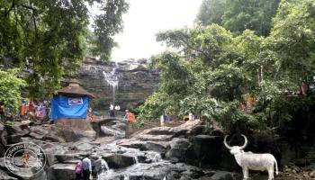 Ghatarani Temple, Gariaband