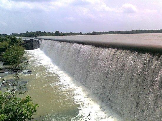 Sikasar Dam, Gariaband