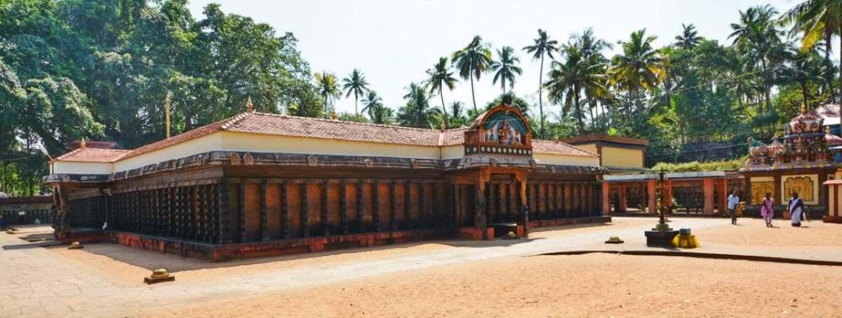 Varkala Janardhana Temple, Kerala