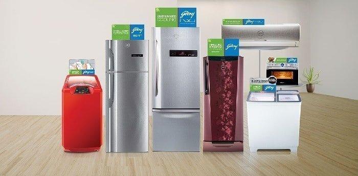 Best Godrej Refrigerators in India
