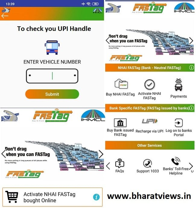 Know All About the FastTag- Pay Toll Online
