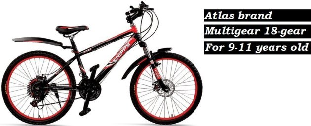 Best atlas bike for kids
