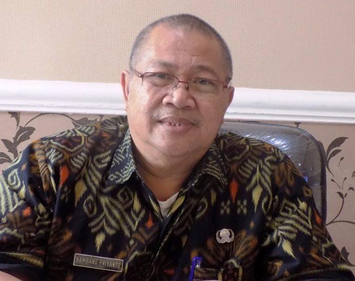 Kepala Inspektorat Pemkba Situbondo, Bambang Priyanto