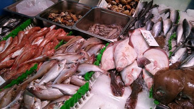 ikan seafood