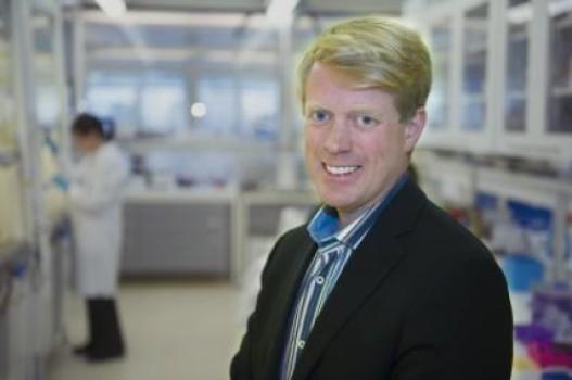 Dr. Thomas Helleday dari Karolinska Institutet