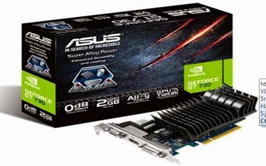 VGA Card NVIDIA Asus