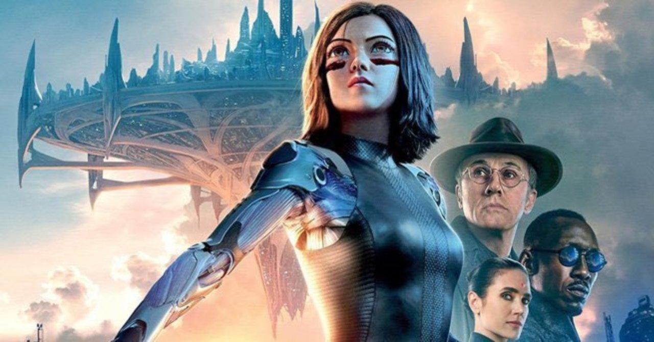 Deretan Teknologi Canggih di Film Alita Battle Anggel