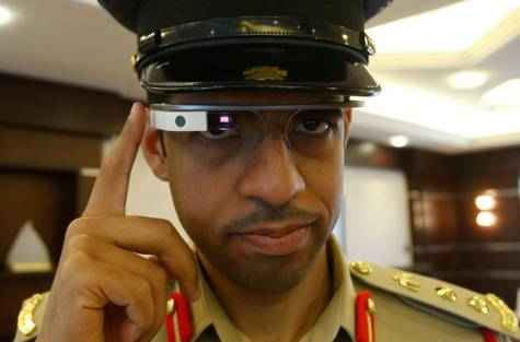 Dubai Police to use Google Glass