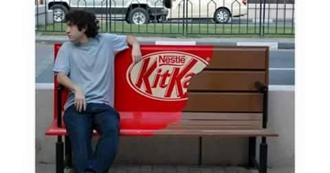 ad Ideas Kitkat