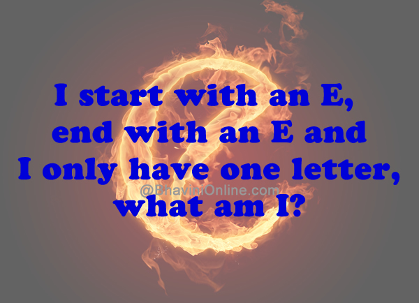 the letter e riddle word riddle i start with an e bhavinionline 571