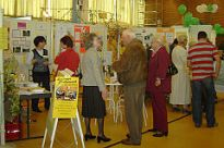 Schwaikheimer Vereinstag 2007: Gelegenheit für Gespräche