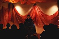 Orientalischer Märchenabend für Erwachsene mit Soheila Hosseini Januar 2008
