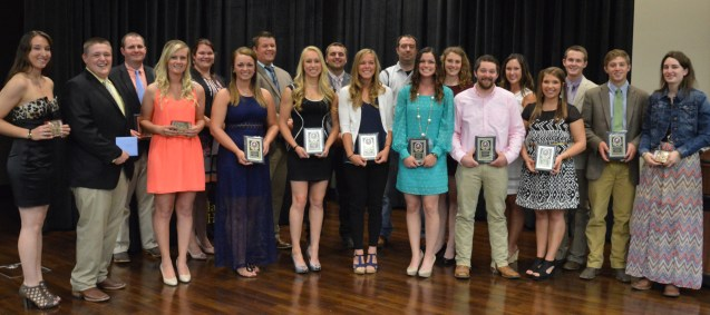 2015 Ag Award Winners