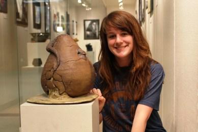 ArtSpace student winner Tamlyn Tinker 4-15