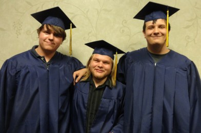 GED & high school completer grad speakers 2016