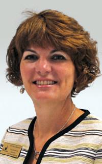Dr. Amy Maxeiner head shot