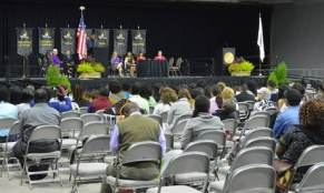 English as a Second Language Graduation From Seats