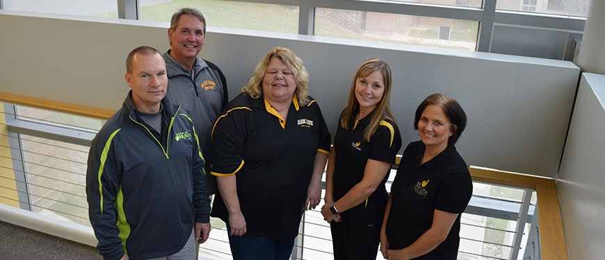 Allied Health and Physical Education Department Faculty Members