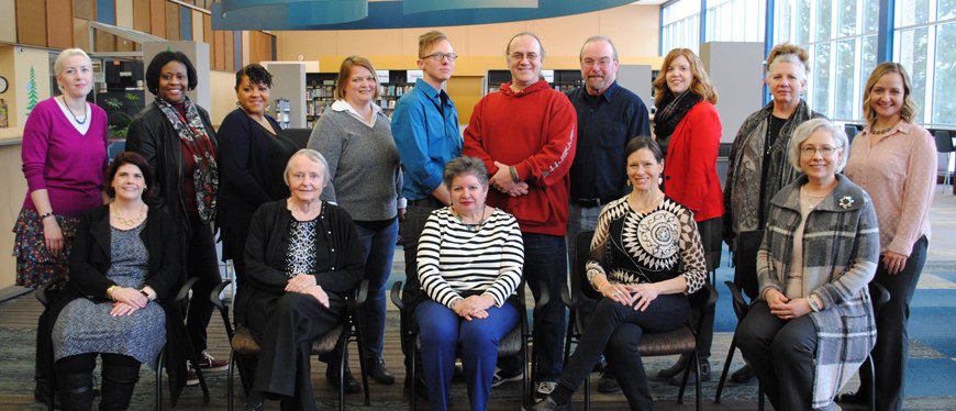 Humanities Department Faculty Team Photo