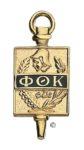 Phi Theta Kappa key