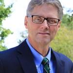 Black Hawk College Presidential Search Candidate Tim Wynes' Head Shot
