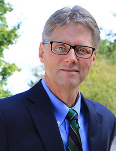 Black Hawk College Presidential Search Candidate Tim Wynes' Head Shot
