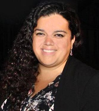 Zenaida Landeros head and shoulders portrait