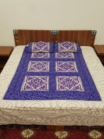 Traditional Gujrat Aari Bharat Double Bed Sheet