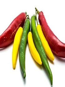 Hot pepper mixed (250g)