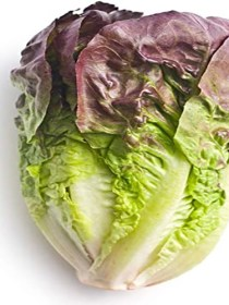 Lettuce Romaine Red (250g)