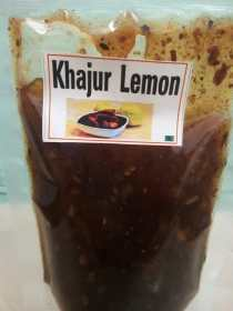 Khajur Lemon