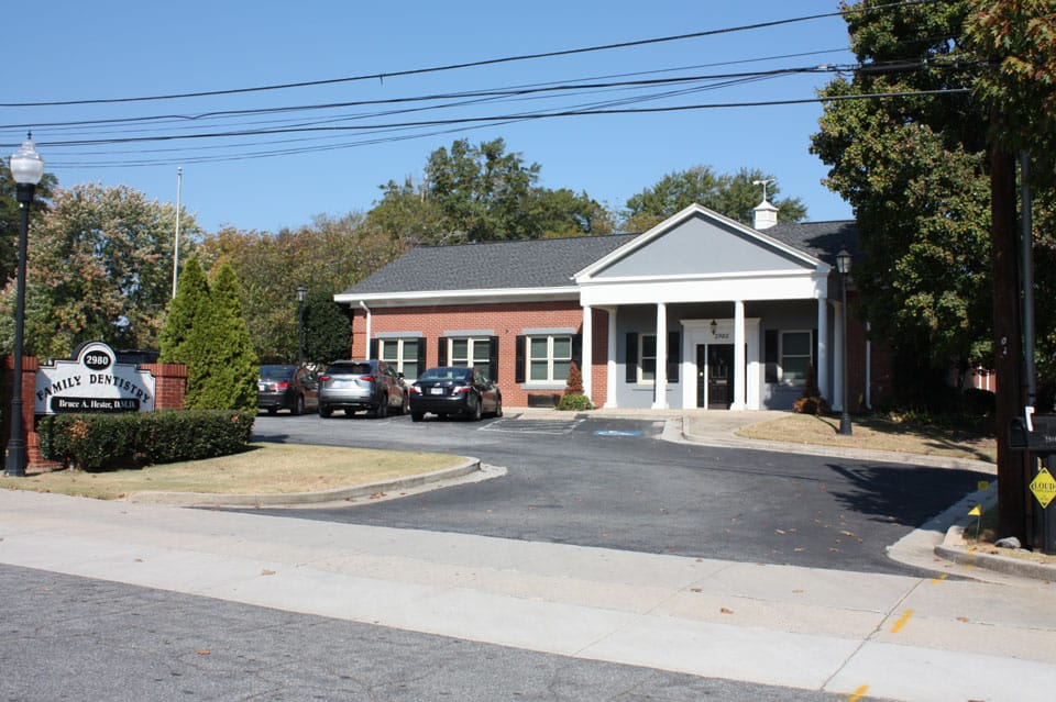 Front view of Hester Dental in Kennesaw, GA