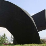 Meadmore's captive work free to join Mexico's Olympic sculptures