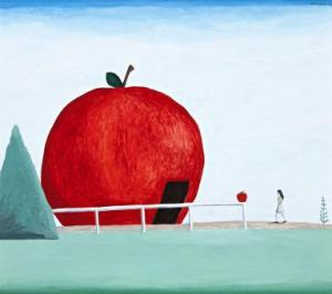 Lot 127, Big Apple, Batlow, NSW, 2004, est. $6,000-$8,000. Apples ain't Apples