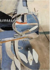 Lot 28 Brett Whiteley