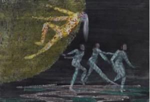 Lot 192 Dancers