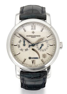 Lot 218 Vacheron Constantin