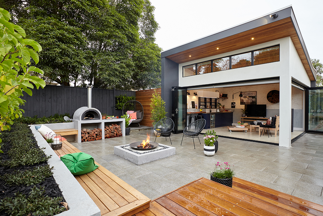 Outdoor heating options: Make the most of your outdoors ... on Garden Entertainment Area Ideas id=20834