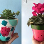 Creative Flower Pot Activity For Kids Better Homes And Gardens