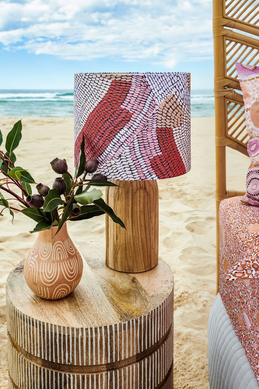 Adairs Collaborate With Artists Miimi And Jiinda On Homeware Range Better Homes And Gardens