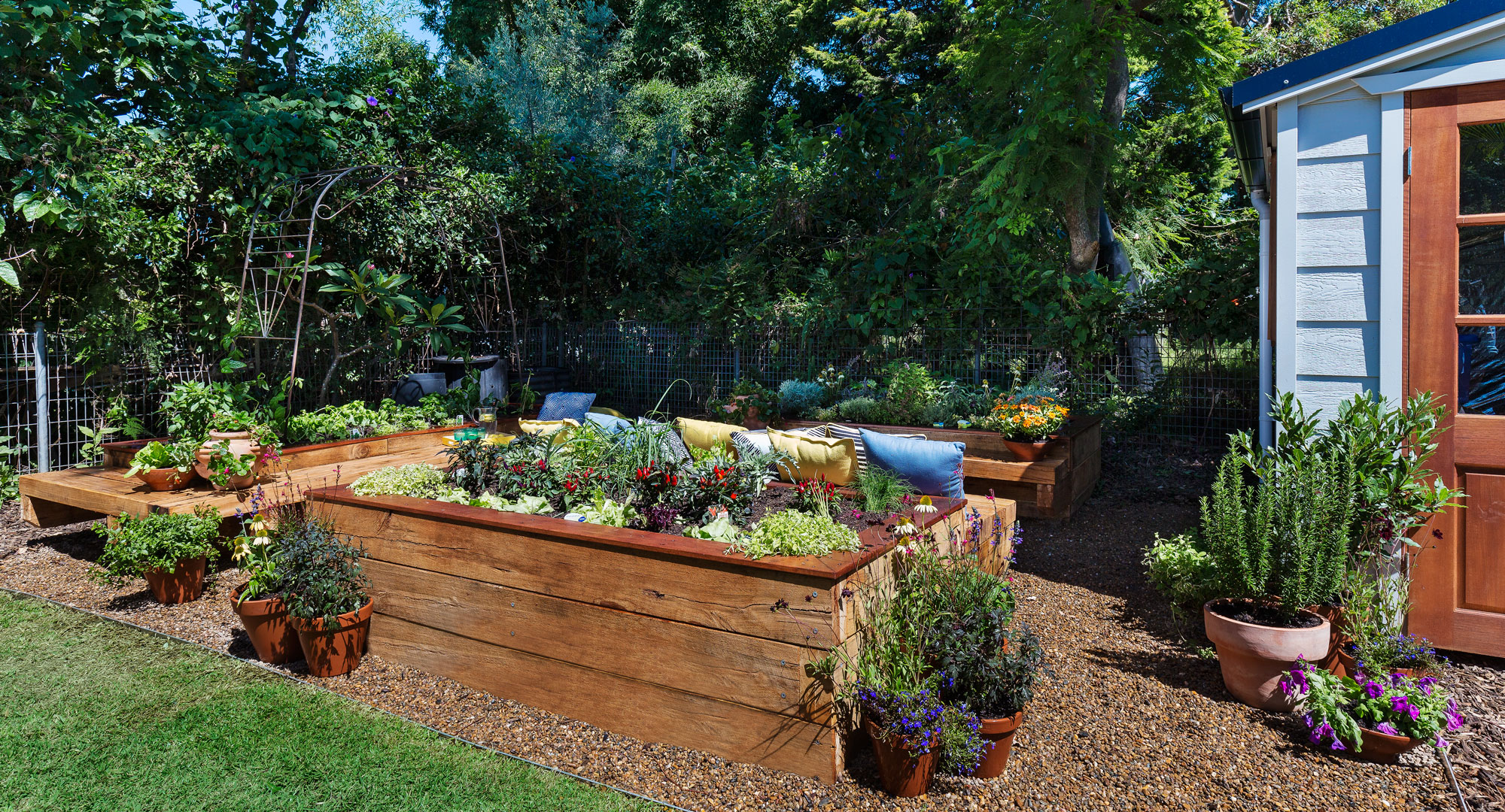 How You Can Build The Ultimate Veggie Patch Better Homes
